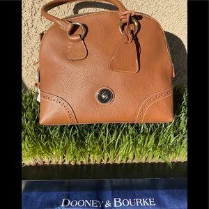 Dooney & Bourke Medium Doomed Satchel